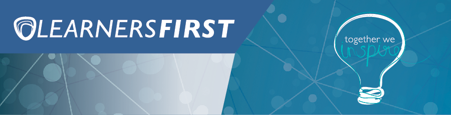 Learners First Framework Banner